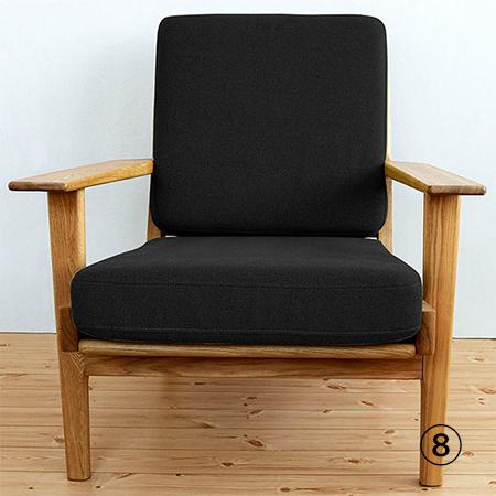 デザインソファ 一人掛け